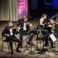 "Mūza Rubackytė, Donatas Bagurskas ir kvartetas ""Mettis"". D. Matvejevo nuotr."
