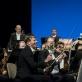 Elīna Garanča, Rafael Payare ir Vienos filharmonijos orkestras. D. Matvejevo nuotr.