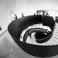 Danielio Libeskindo kurti MO muziejaus laiptai. R. Šeškaičio nuotr.