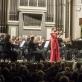 Vineta Sareika, Gintaras Rinkevičius ir Nacionalinis simfoninis orkestras. D. Matvejevo nuotr.
