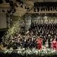 Jubiliejinio LVSO koncerto finalas. D. Matvejevo nuotr.
