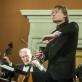 Robertas Åervenikas ir Lietuvos kamerinis orkestras. D. Matvejevo nuotr.