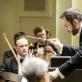 Marek Prášil ir Lietuvos nacionalinis simfoninis orkestras. D. Matvejevo nuotr.