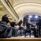 Daumantas Kirilauskas ir Lietuvos nacionalinis simfoninis orkestras. D. Matvejevo nuotr.