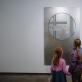 """Dainiaus Trumpio parodos """"Skarda"""" Pamėnkalnio galerijoje fragmentas. R. Šeškaičio nuotr."""
