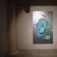 """Dainiaus Trumpio parodos """"Skarda"""" laikinoje galerijos """"Contour"""" erdvėje (Lydos g. 4, Vilnius) fragmentas. R. Šeškaičio nuotr."""