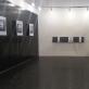 """Galerijos """"Nulinis laipsnis"""" vaizdas, pristatomas Sauliaus Slavinsko ciklas """"Riba"""". 2014–2015 m. A. Narušytės nuotr."""