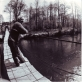 Bronius Kutavičius Rodukoje. 1988 m. Algirdo Tarvydo nuotr.