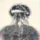 """Greta Grendaitė, iš serijos """"Modus Vivendi"""", grafitas ant popieriaus. 2015 m. D. Stirbytės nuotr."""