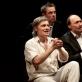 """Dainius Gavenonis (Benamis) spektaklyje """"Meistras ir Margarita"""". K. Sabeckio nuotr."""