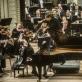 Guoda Gedvilaitė, Modestas Pitrėnas ir Nacionalinis simfoninis orkestras. D. Matvejevo nuotr.