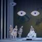 """Scena iš operos vaikams """"Guliverio kelionės"""". M. Aleksos nuotr."""