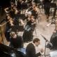 Lukas Geniušas, Modestas Pitrėnas  ir Nacionalinis simfoninis orkestras. D. Matvejevo nuotr.