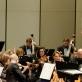 Lietuvos nacionaliniam simfoniniam orkestrui diriguoja Karelas Markas Chichonas. M. Aleksos nuotr.