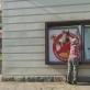 """Darius Mikšys, """"Alfo atmosferinis teatras"""". 2015 m. R. Valiaugos nuotr."""