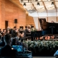 Jan Lisiecki, Zubin Mehta ir Izraelio simfoninis orkestras. P. Zvirbulio nuotr. / Jūrmalos muzikos festivalis