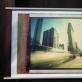 """Arūnas Kulikauskas, """"Polaroid'ai"""", paroda Mykolo Oginskio rūmų žirgyne, Plungė, 2018 m. A. Narušytės nuotr."""