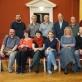 Naujoji Lietuvos fotomenininkų sąjungos valdyba: (viršuje iš kairės) Petras Saulėnas, Arūnas Baltėnas, Vytautas V. Stanionis, Gintaras Česonis (pirmininkas), Gytis Skudžinskas, Darius Vaičekauskas, Romualdas Požerskis, (apačioje iš kairės) Alvydas Lukys, Agnė Narušytė, Vilma Samulionytė (atsakingoji sekretorė), Vėtrė Antanavičiūtė-Meškauskienė, Eglė Deltuvaitė, Donatas Stankevičius, Algis Griškevičius, Saulius Jokužys. 2016 m. A. Ostašenkovo nuotr.