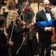 Mischa Maisky ir Lietuvos valstybinis simfoninis orkestras. G. Bataščiuko nuotr.