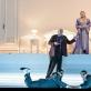 """Operos """"Rožės kavalierius akimirka"""". M. Aleksos nuotr."""