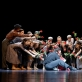 "Scena iš baleto ""Piaf"". M. Aleksos nuotr."