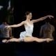"""Neringa Česaitytė (Džuljeta) balete """"Romeo ir Džuljeta"""". M. Aleksos nuotr."""