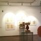 Rimanto Sakalausko parodos fragmentas. Autorės nuotr.