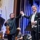 Sergejus Krylovas, Vilmantas Kaliūnas ir Lietuvos nacionalinis simfoninis orkestras. D. Matvejevo nuotr.