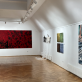"Bienalės ""Riba#"" ekspozicijos fragmentas. M. K. nuotr."