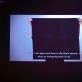 """Veda Popovici, """"Revoliuciniai reikmenys: dailės istorijos perpasakojimas per juodąjį kvadratą"""". 2015 m. K. Rimkutės nuotr."""