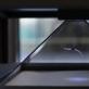 """Rimas Sakalauskas, Dainius Liškevičius, Šarūnas Nakas, holograminė žuvytė. Instaliacijos """"Bučius"""" (2016) dalis. T.Kapočiaus nuotr."""
