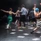"""Scena iš šokio spektaklio """"Pareiškiu – Brandir"""". D. Matvejevo nuotr."""
