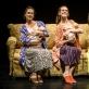 "Anke van Engelshoven, Lena Ries ir Romy Seibt spektaklyje ""Varnos"". D. Matvejevo nuotr."