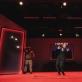 """Darius Meškauskas spektaklyje """"Antigonė"""". K. Meliausko nuotr."""