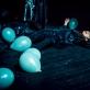 """Fausta Semionovaitė spektaklyje """"Juodi bateliai"""". D. Putino nuotr."""