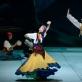 "Greta Gylytė ir Danielis Dolanas balete ""Don Kichotas"". M. Aleksos nuotr."