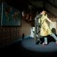 """Indrė Storpirštienė spektaklyje """"Kaime nėra Wi-Fi"""". D. Matvejevo nuotr."""