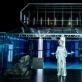 "Nelė Savičenko spektaklyje ""Soliaris 4"". D. Matvejevo nuotr."