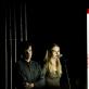 """Oskaras Vygonovskis ir Gailė Butvilaitė spektaklyje """"Nežinoma žemė. Šalčia"""". D. Matvejevo nuotr."""