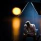 """Petras Šimonis spektaklyje """"Nothing Hurts"""". L Vansevičienės nuotr."""