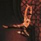 """Petras Skirmantas balete """"Šecherezada"""".  Asmeninio archyvo nuotr."""