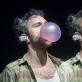 "Roelis Swanenbergas spektaklyje ""Tuščiagalvis"". D. Matvejevo nuotr."