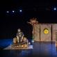 """Scena iš spektaklio """"Afrikos ragana"""". D. Stankevičiaus nuotr."""
