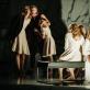 """Scena iš spektaklio """"Elektra"""". S. Baturos nuotr."""