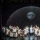 """Scena iš spektaklio """"Estijos istorija. Tauta, gimusi iš šoko"""". G. Liivamägi nuotr."""