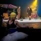 """Scena iš spektaklio """"Protect me"""". S. Jankausko nuotr."""