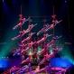 "Scena iš spektaklio ""Saltimbanco"". ""Cirque du Soleil"" nuotr."