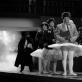 """Scena iš spektaklio """"Tararabumbija"""". Dmitrijaus Krymovo laboratorijos nuotr."""