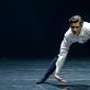 """Zsoltas Vencelis Kovácsas choreografinėjė kompozicijoje """"Nurimk, širdie"""" (""""Kūrybinis impulsas""""). M. Aleksos nuotr."""