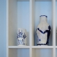 """Iš Roko Dovydėno parodos """"3 keramikos istorijos: asmeninio požiūrio paieška"""". V.Nomado nuotr."""
